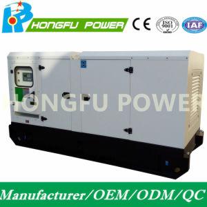 66квт 83ква бесшумный дизельных генераторных установок на базе двигателя Cummins с маркировкой CE/ISO/etc