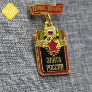 Qualitäts-Emblem-Namen-Decklack-EhrenMilitärpolizei Badge