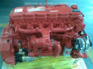트럭 차량을%s 본래 Isde185 40 136kw/2500rpm Cummins 디젤 엔진