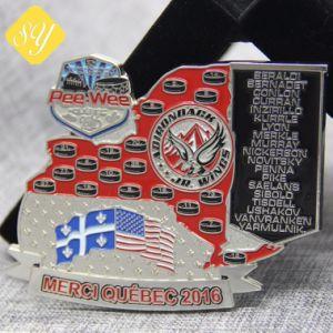 Una buena calidad precio de fábrica del Ejército de recuerdos policía Sheriff Monedas militares