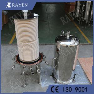 Edelstahl-Wein-Membranen-Filter-Doppelt-Membranen-Filter