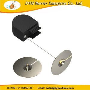 Comercio al por mayor resistente pequeño cable extensible abrir retráctil tirar de verificación Mostrar