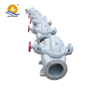 Un volume élevé d'aspiration double pompe à eau de drainage split de la pompe de cas