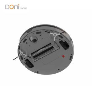 IPのカメラおよびBluetoothプレーヤーのWiFi制御を用いるロボット掃除機