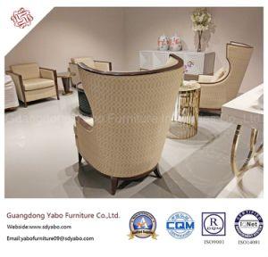 Hotel con muebles de dormitorio Trona de tela (YB-O-30)