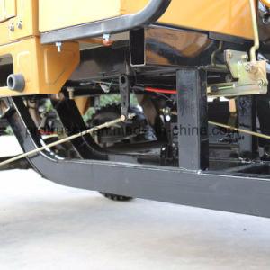 2 toneladas de capacidad de carga triciclo de carga