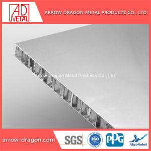 Het Gemakkelijke Geassembleerde Comité van de Honingraat van het Aluminium PVDF voor de Bekleding van de Container