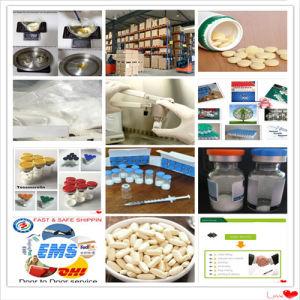Azetat 4-Chlorotestosterone Turinabo Steroid-Puder für Bodybuilding