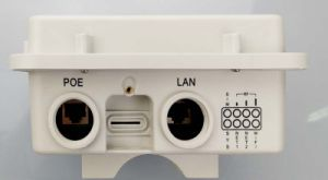 Supporto doppio senza fili esterno Qos, VPN, rete del router delle porte di lan di Hdr100 L2 di funzione 3G 4G della parete refrattaria