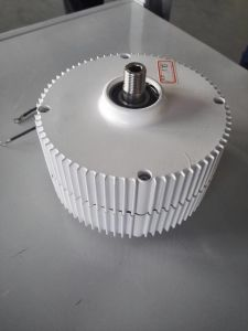 piccolo alternatore a magnete permanente casalingo del generatore di 400W 12V/24V