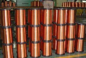 Fio de alumínio revestido de cobre esmaltado para Motor do Ventilador