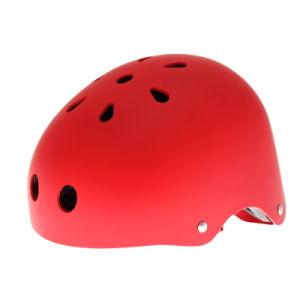 스케이트보드 헬멧 남녀 공통 스케이트를 타는 헬멧이 공장에 의하여 주문 En1078 농담을 한다