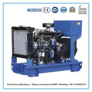 15квт генераторная установка дизельного топлива в двигатель Lijia