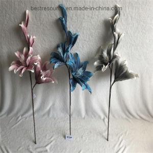 Espuma de gran tamaño de la flor artificial para la boda la decoración del hogar