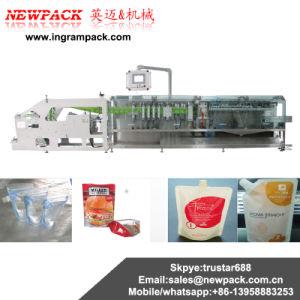 De horizontale Machine van de Verpakking van Doypack van het Sachet van de Hoge snelheid om Poeder, KruidenProduct, Farmaceutische Verpakkende Machine Te kruiden