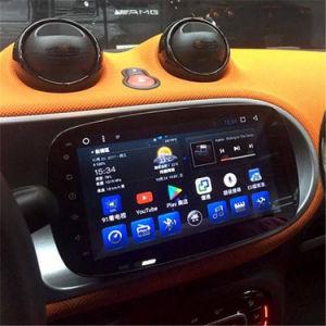 Huit coeurs Vshauto Android 8.1 lecteur de DVD de voiture pour le BENZ Smart 2015 2016