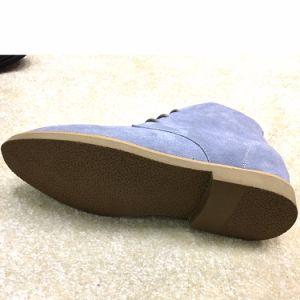 As sapatas de tornozelo moda barata botas homens Casual