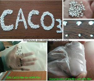 PE Masterbatch del riempitore del CaCO3 per la pellicola del LDPE