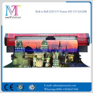 高リゾリューションを用いる高速平面紫外線LEDプリンターデジタル大きいフォーマットの印字機
