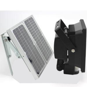 Пульт дистанционного управления IP65 солнечная энергия светодиодный светильник безопасности в Саду Gutter месте Светодиодный прожектор