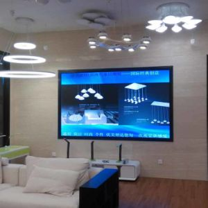 P2.5 pequeño espacio interior de la pantalla LED de color, la lámpara: Knlight, Nationstar; IC: Mbi5124