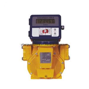 空気エリミネーターの肯定的な変位の流れメートル