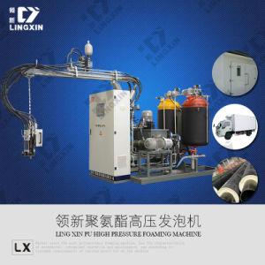 De Schuimende Machine van de hoge druk Pu voor Geïsoleerdea Pipe/PU die Injectie Machine/PU Machine/PU vormt die Machine maakt