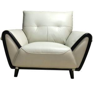 حديثة يعيش غرفة أثاث لازم [جنوين لثر] أريكة قطاعيّ (088)