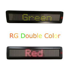 Светодиодный дисплей автомобиля знак мини-красный светодиодный индикатор на экране дисплея