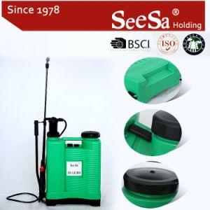 18Lナップザックまたはバックパック手動手圧力農業のスプレーヤー(SX-LK18M)