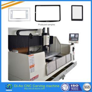 China Máquina CNC de alta precisão para o teclado de borracha de silicone, lente de vidro, lente óptica