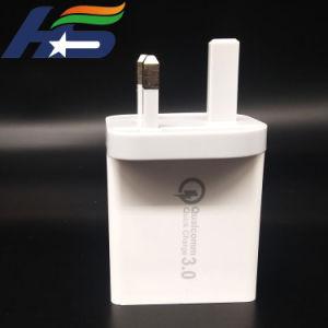Быстрое зарядное устройство USB поездки адаптер для мобильных ПК с 3 портами USB 3.0 QC технологии