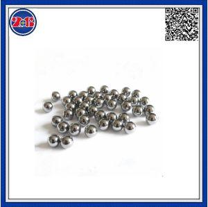 Broodje op 5ml 10ml de Flessen van Rollerball 10mm 16mm Ballen van de Rol van het Metaal van het Roestvrij staal