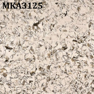 De grote Steen van het Kwarts van de Steen van de Plak Marmeren Kunstmatige voor Vloer
