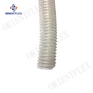 Tubo di rinforzo PVC del condotto