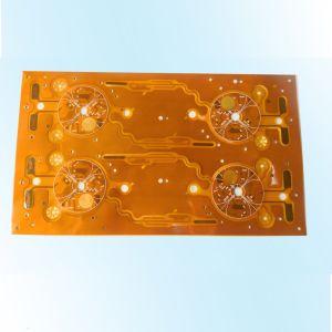 주문 Polyimide 유연한 PCB 층 FPC