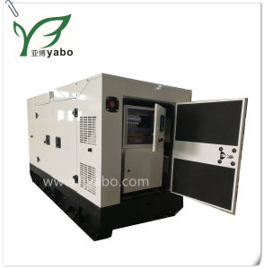 300kVA中国Sdecエンジンのディーゼル発電機、300kVA Shangchaiの発電機の価格