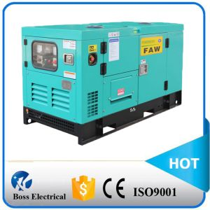 generatore di 130kw 163kVA alimentato dal motore cinese di Yto