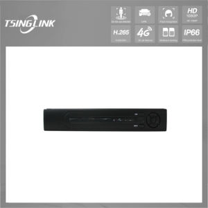 USB RS485 3G 4G Lte 잡종 8CH 통신망 DVR