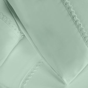 300tcによっては織物の極度の柔らかくスムーズな綿のシーツセットが家へ帰る
