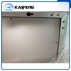 Smart espejo del baño moderno, Bluetooth, iluminado LED, libre de niebla, 5mm Plata Espejo (SM-002).