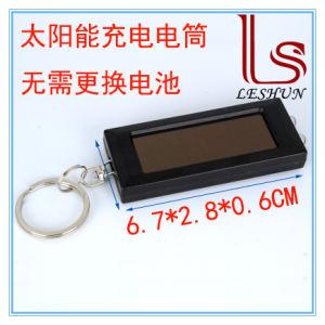 ABS Petites solaire 3 LED Lampe torche à LED solaire
