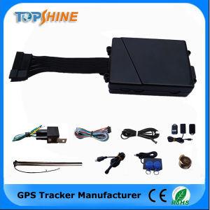 Tamaño mini GPS Tracker con lector de huellas digitales