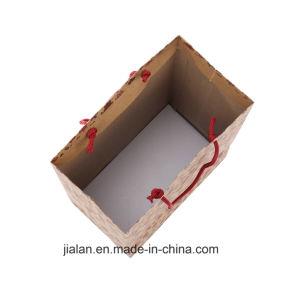 판매를 위한 브라운 예쁜 Kraft 선물 종이 봉지