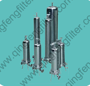 De Huisvesting van de Filter van Roestvrij staal Gediplomeerde 304 of 316 van Ce voor Geneesmiddelen en Chemische producten