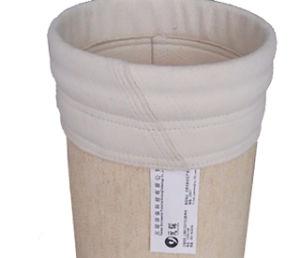Нетканого материала из арамидного войлочный фильтр ткани Nomex пылевой мешок фильтра