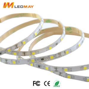 極度の狭いところ5mm広く3528屋内装飾ライトが付いている60LEDs/m DC12V LEDのストリップ