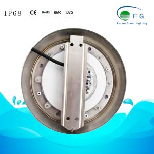 316ss IP68 vertieftes LED Unterwasserswimmingpool-Licht