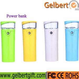 La fragancia multifuncional Spray Humidificador Banco de potencia portátil USB