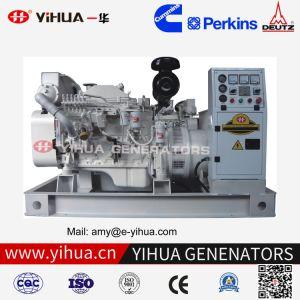 Certificat de CCS 50kw générateur marin Diesel
